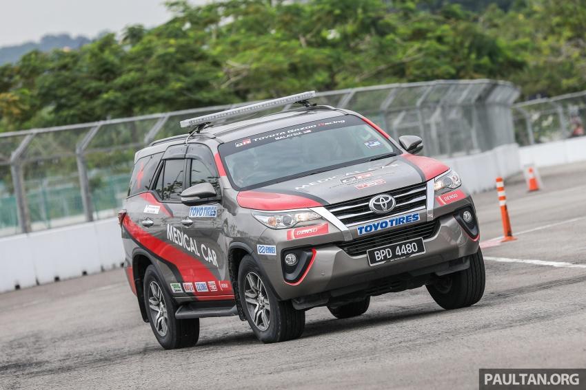 Toyota Gazoo Racing festival – thrills, spills at MAEPS Image #744395