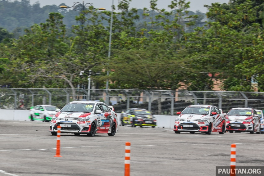 Toyota Gazoo Racing festival – thrills, spills at MAEPS Image #744397