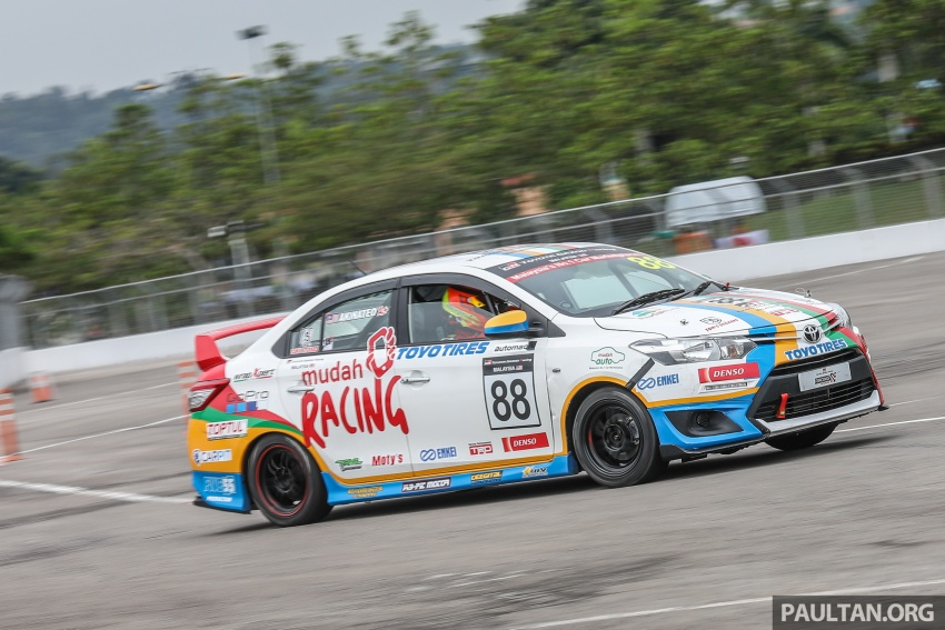 Toyota Gazoo Racing festival – thrills, spills at MAEPS Image #744401