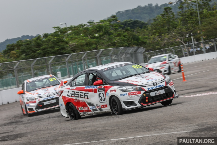 Toyota Gazoo Racing festival – thrills, spills at MAEPS Image #744404