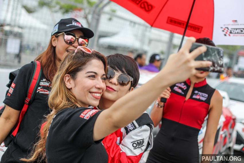 Toyota Gazoo Racing festival – thrills, spills at MAEPS Image #744342