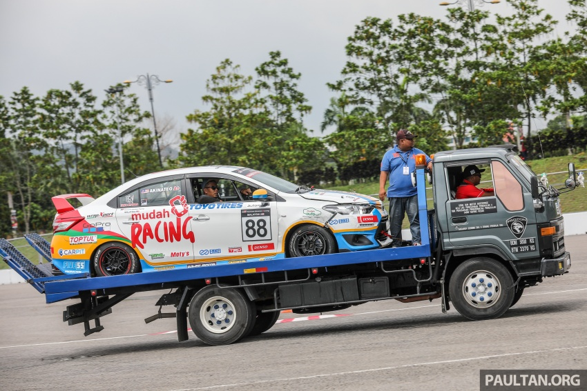 Toyota Gazoo Racing festival – thrills, spills at MAEPS Image #744410