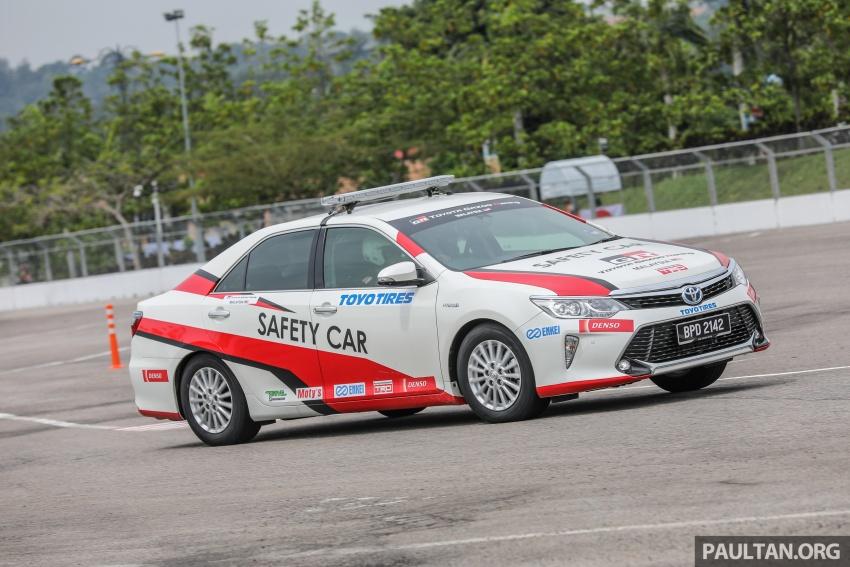 Toyota Gazoo Racing festival – thrills, spills at MAEPS Image #744412