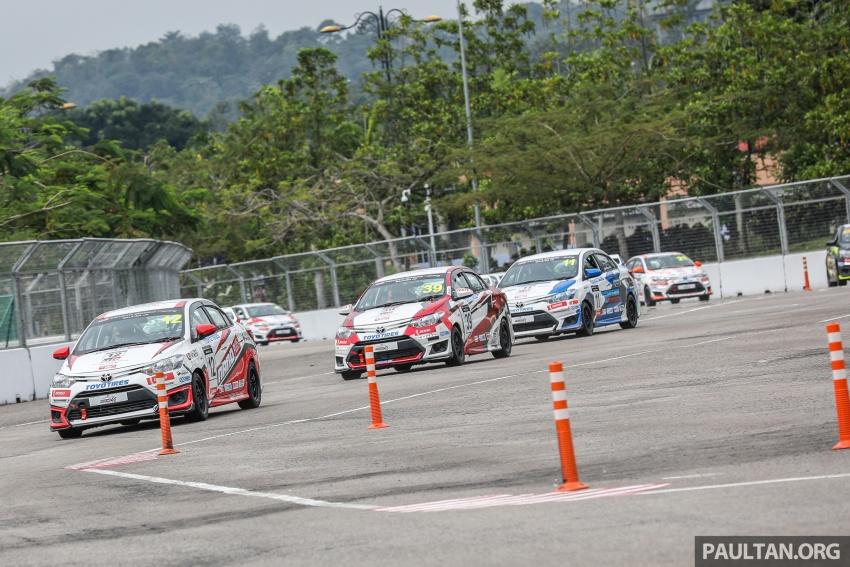 Toyota Gazoo Racing festival – thrills, spills at MAEPS Image #744413