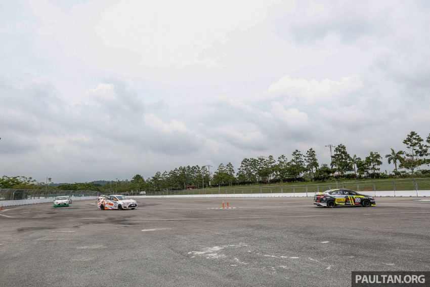 Toyota Gazoo Racing festival – thrills, spills at MAEPS Image #744415