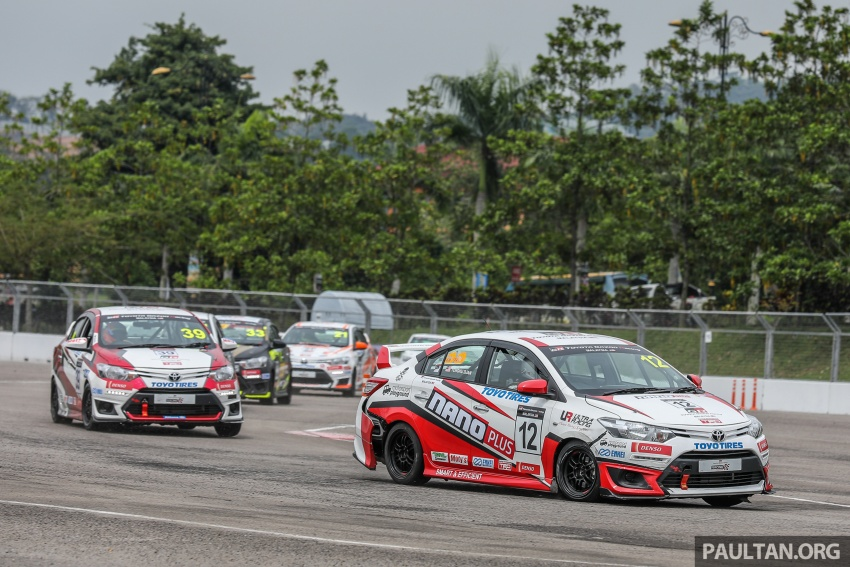 Toyota Gazoo Racing festival – thrills, spills at MAEPS Image #744418