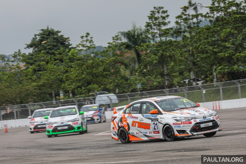 Toyota Gazoo Racing festival – thrills, spills at MAEPS Image #744419