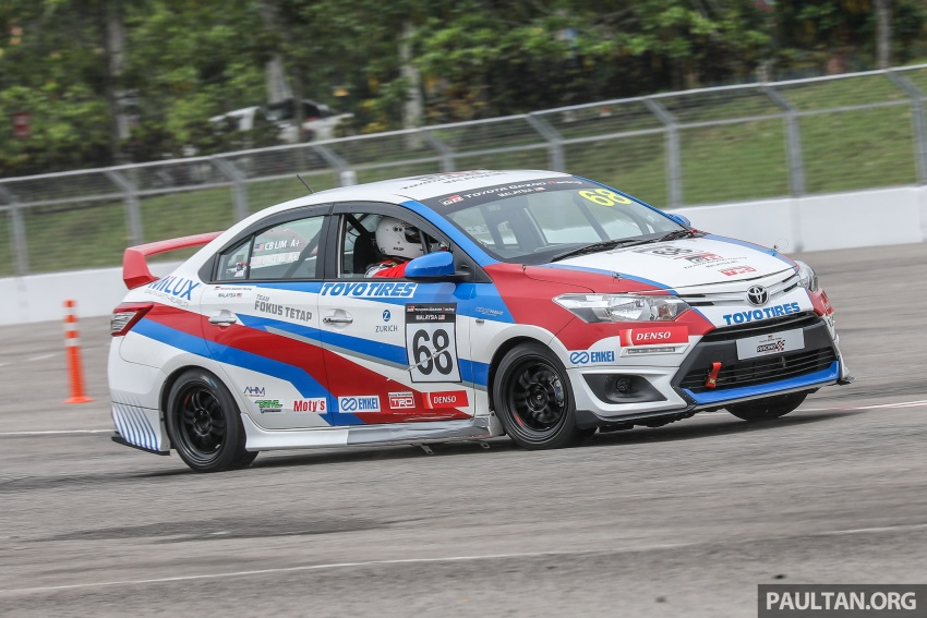 Toyota Gazoo Racing festival – thrills, spills at MAEPS Image #744421