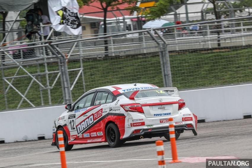 Toyota Gazoo Racing festival – thrills, spills at MAEPS Image #744422