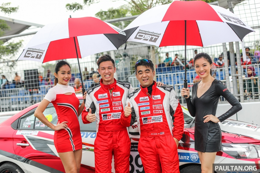 Toyota Gazoo Racing festival – thrills, spills at MAEPS Image #744344