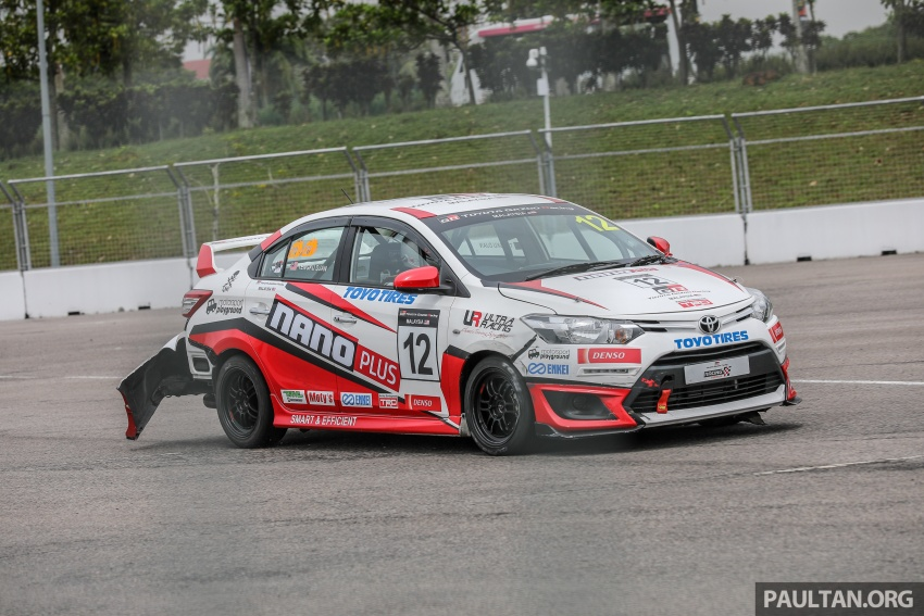 Toyota Gazoo Racing festival – thrills, spills at MAEPS Image #744425
