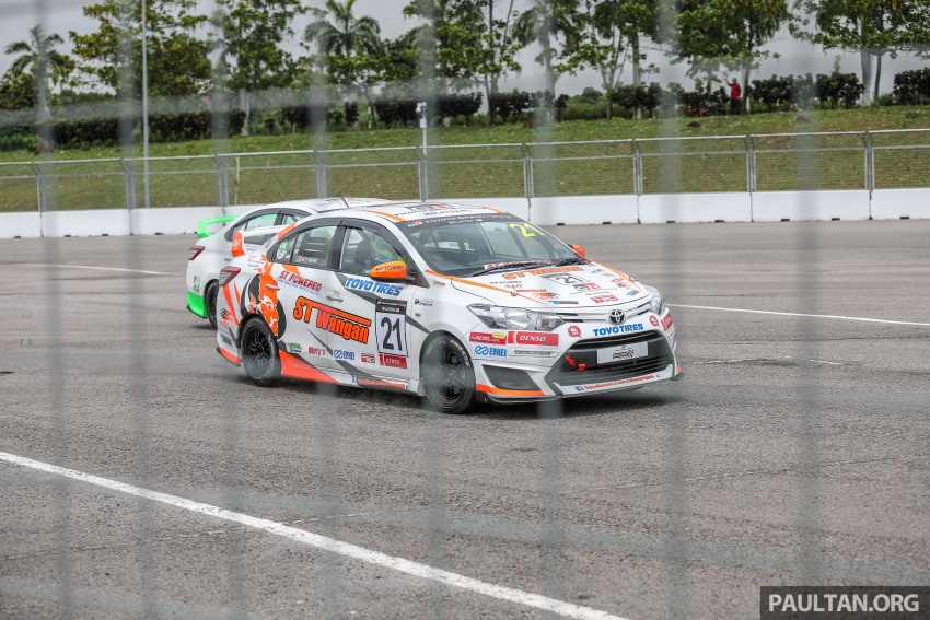 Toyota Gazoo Racing festival – thrills, spills at MAEPS Image #744433