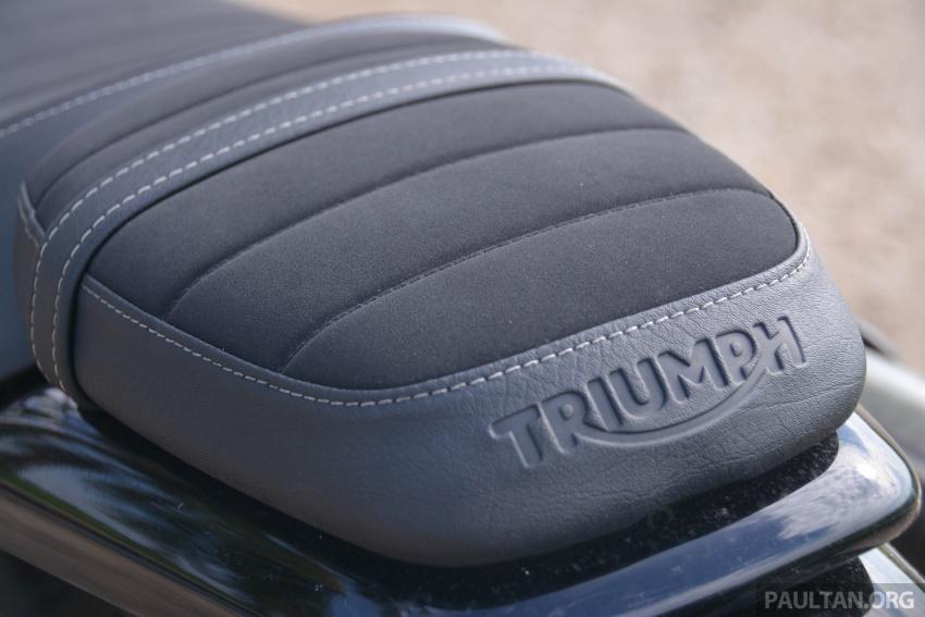 REVIEW: 2017 Triumph Street Scrambler – RM65,900 Image #740232