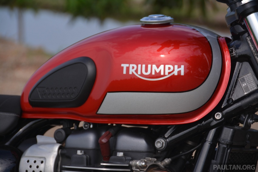 REVIEW: 2017 Triumph Street Scrambler – RM65,900 Image #740238