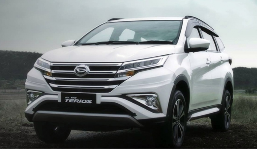 New 2018 Daihatsu Terios makes debut in Indonesia Image #742942