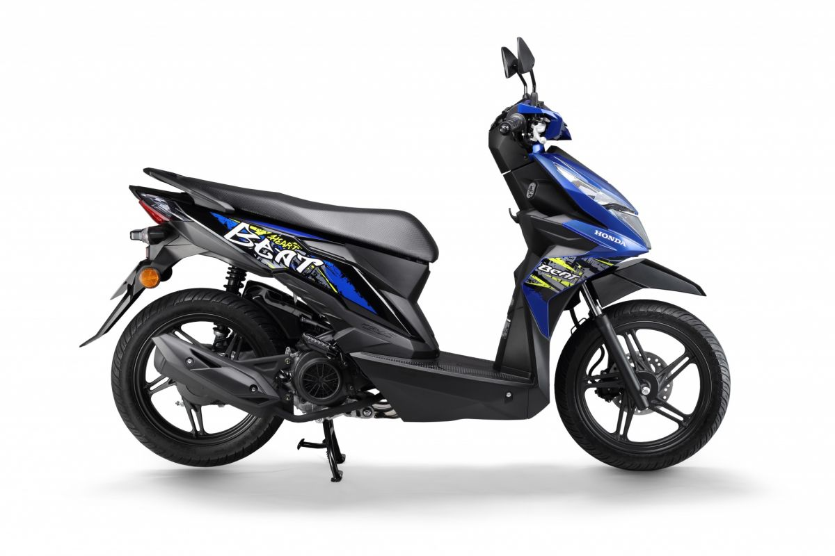 2018 Honda Beat Scooter Now On Sale Rm5 724