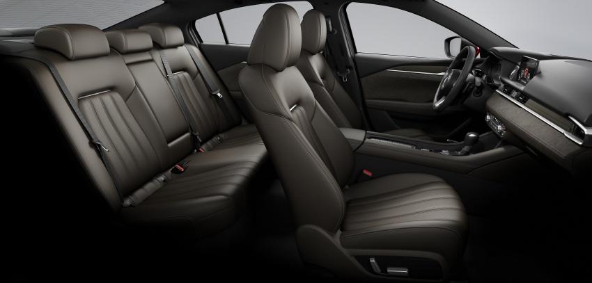 Mazda 6 facelift 2018 buat kemunculan sulung di Los Angeles – kini tampil dengan enjin 2.5 liter turbo Image #745730