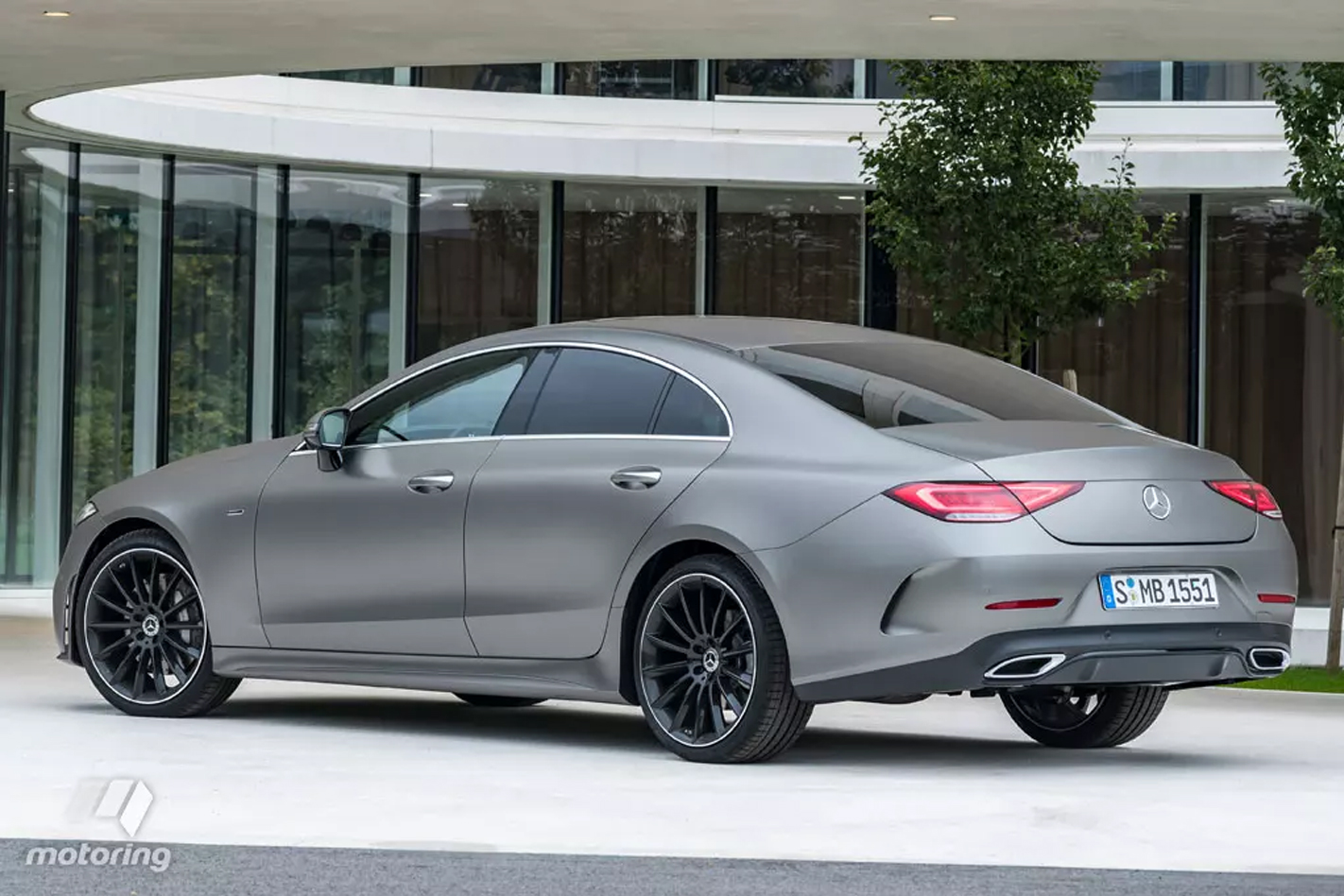 S 63 Amg 2017 >> 2018 Mercedes-Benz CLS – official images leaked Image 744879
