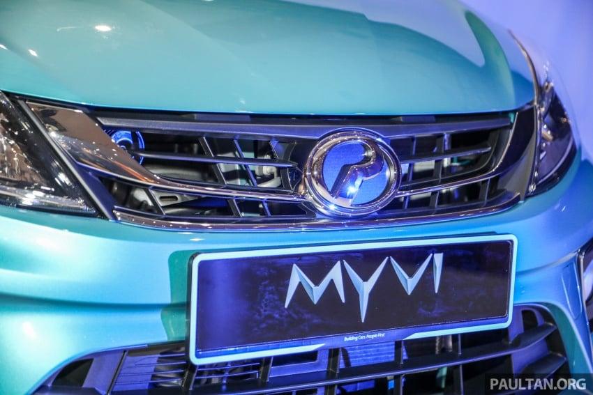 Perodua Myvi 2018 dilancarkan di Malaysia – model generasi baharu, 1.3L dan 1.5L, bermula RM44,300 Image #739827