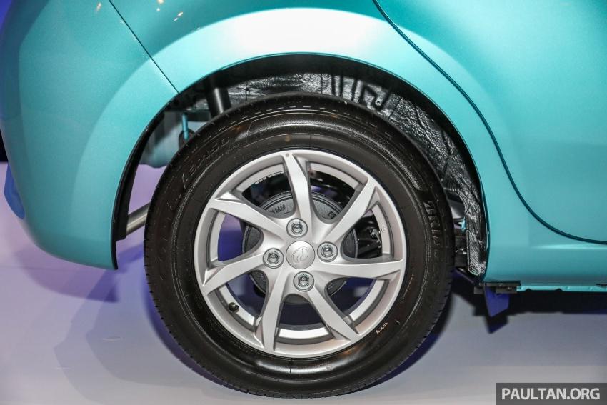 Perodua Myvi 2018 dilancarkan di Malaysia – model generasi baharu, 1.3L dan 1.5L, bermula RM44,300 Image #739833