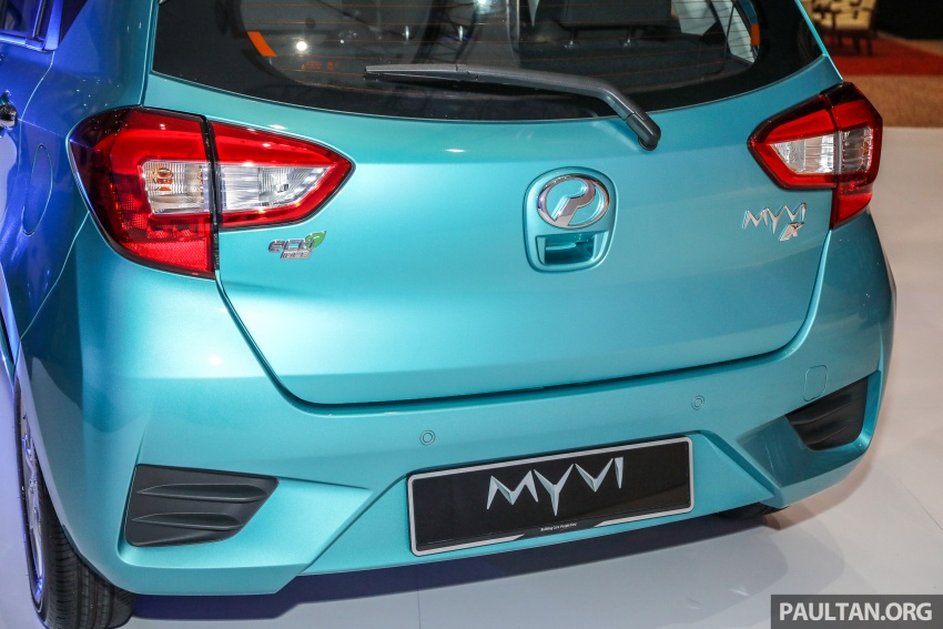 2018 Perodua Myvi officially launched in Malaysia – now with full details and pics, priced from RM44,300 Image #739705