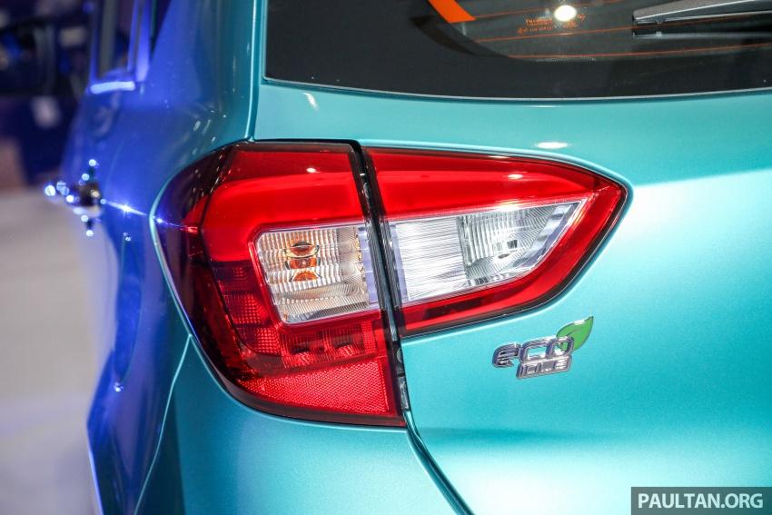 Perodua Myvi 2018 dilancarkan di Malaysia – model generasi baharu, 1.3L dan 1.5L, bermula RM44,300 Image #739835