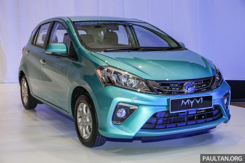 Perodua Myvi 2018 dilancarkan di Malaysia – model generasi baharu, 1.3L dan 1.5L, bermula RM44,300 Image #739817
