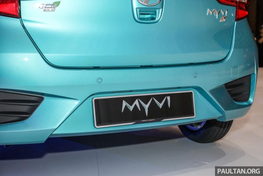 Perodua Myvi 2018 dilancarkan di Malaysia – model generasi baharu, 1.3L dan 1.5L, bermula RM44,300 Image #739839