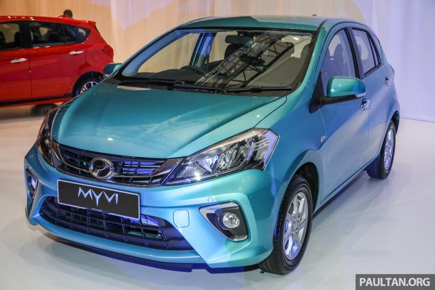 Perodua Myvi 2018 dilancarkan di Malaysia – model generasi baharu, 1.3L dan 1.5L, bermula RM44,300 Image #739780