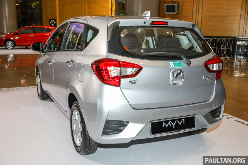 2018 Perodua Myvi officially launched in Malaysia – now with full details and pics, priced from RM44,300 Image #739718