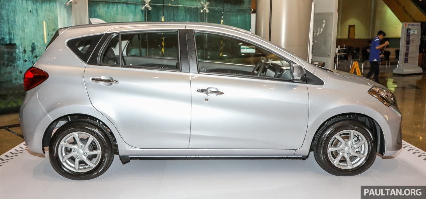 Perodua Myvi 2018 dilancarkan di Malaysia – model generasi baharu, 1.3L dan 1.5L, bermula RM44,300 Image #739847