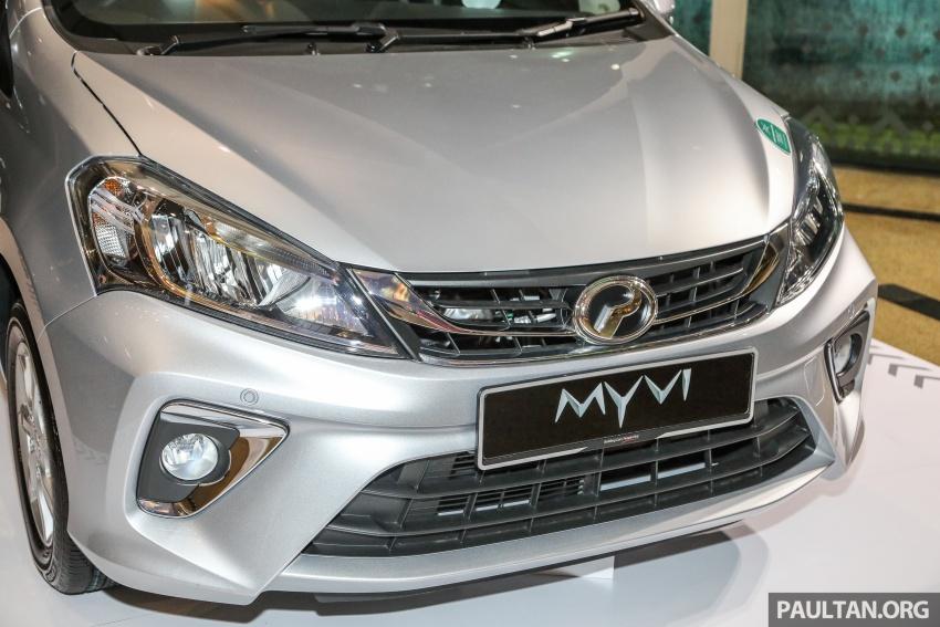 Perodua Myvi 2018 dilancarkan di Malaysia – model generasi baharu, 1.3L dan 1.5L, bermula RM44,300 Image #739850
