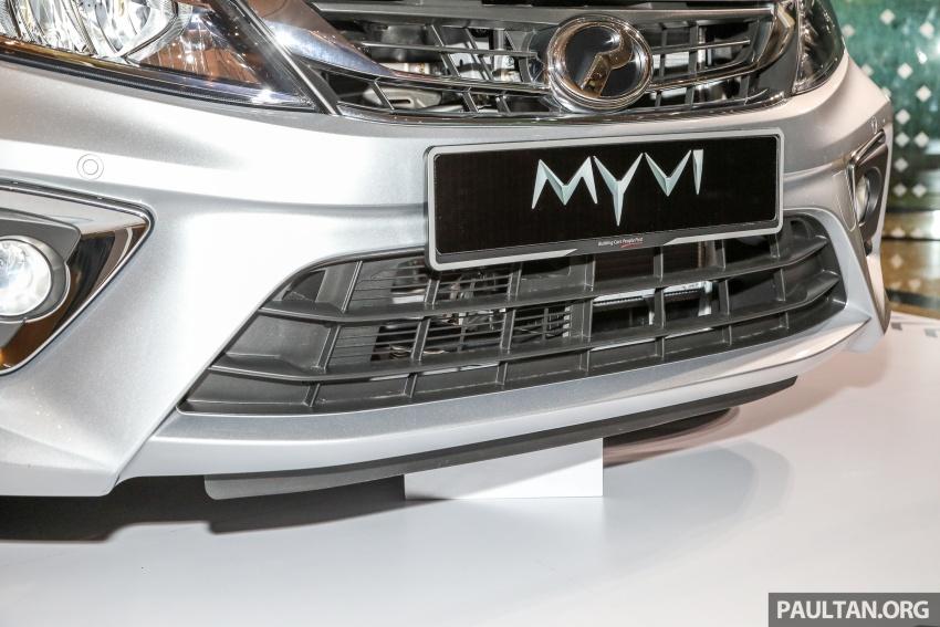 Perodua Myvi 2018 dilancarkan di Malaysia – model generasi baharu, 1.3L dan 1.5L, bermula RM44,300 Image #739854
