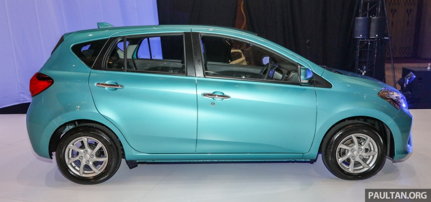 2018 Perodua Myvi officially launched in Malaysia – now with full details and pics, priced from RM44,300 Image #739690
