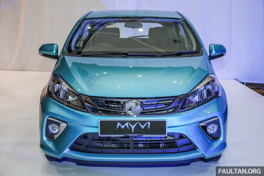 2018 Perodua Myvi officially launched in Malaysia – now with full details and pics, priced from RM44,300 Image #739692