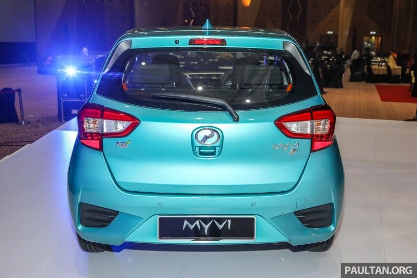 Perodua Myvi 2018 dilancarkan di Malaysia – model generasi baharu, 1.3L dan 1.5L, bermula RM44,300 Image #739823