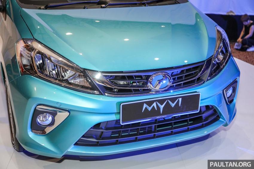 Perodua Myvi 2018 dilancarkan di Malaysia – model generasi baharu, 1.3L dan 1.5L, bermula RM44,300 Image #739824