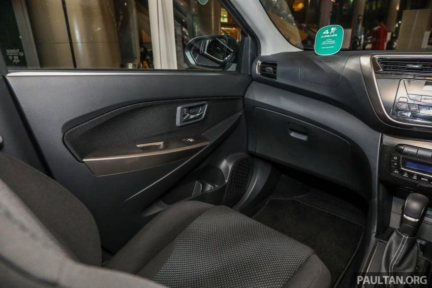 Perodua Myvi 2018 dilancarkan di Malaysia – model generasi baharu, 1.3L dan 1.5L, bermula RM44,300 Image #739888
