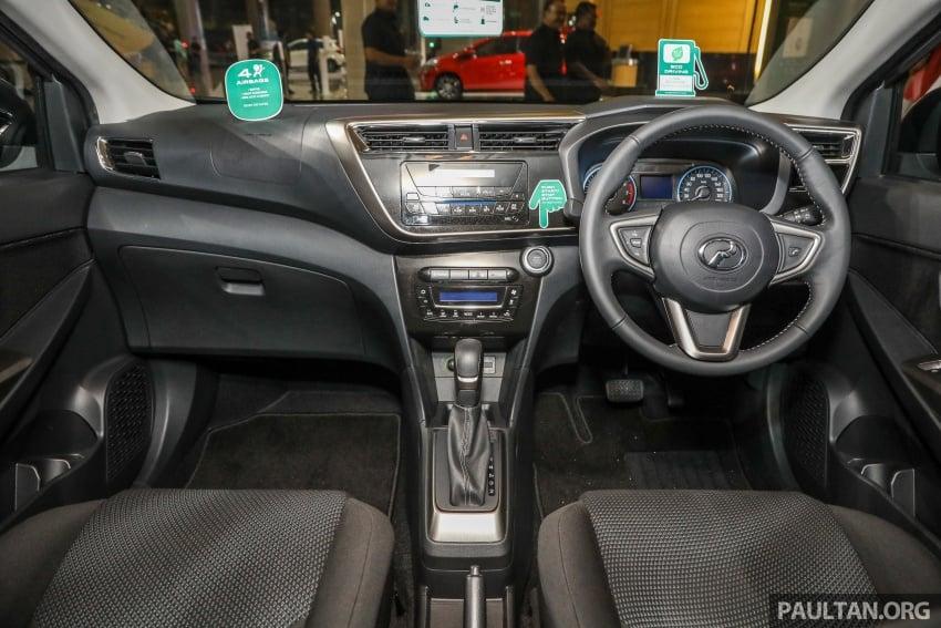 Perodua Myvi 2018 dilancarkan di Malaysia – model generasi baharu, 1.3L dan 1.5L, bermula RM44,300 Image #739872
