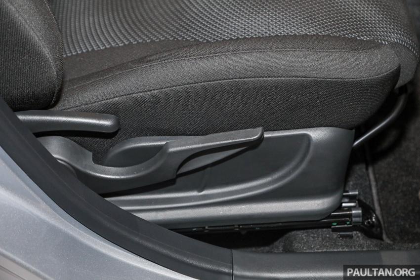 Perodua Myvi 2018 dilancarkan di Malaysia – model generasi baharu, 1.3L dan 1.5L, bermula RM44,300 Image #739891
