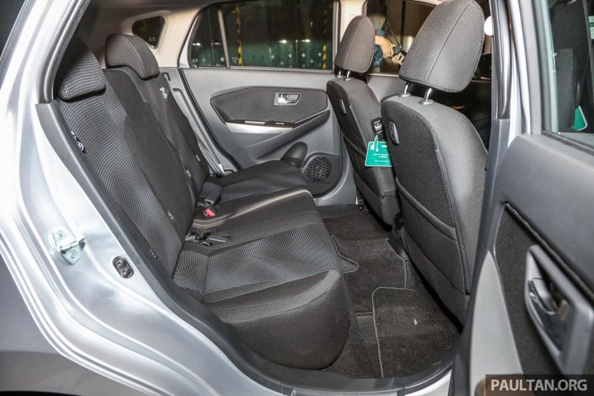 Perodua Myvi 2018 dilancarkan di Malaysia – model generasi baharu, 1.3L dan 1.5L, bermula RM44,300 Image #739895