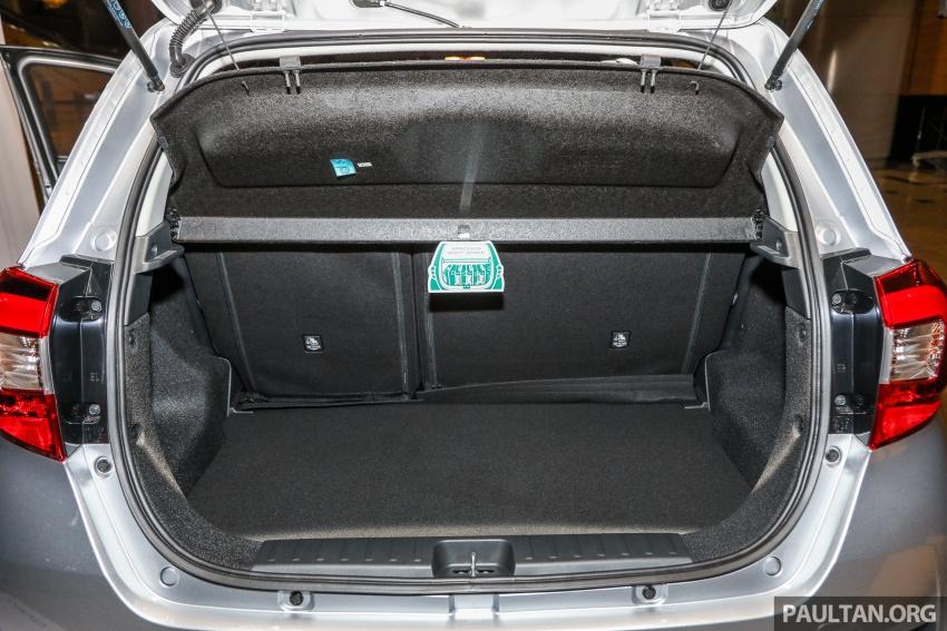 Perodua Myvi 2018 dilancarkan di Malaysia – model generasi baharu, 1.3L dan 1.5L, bermula RM44,300 Image #739898