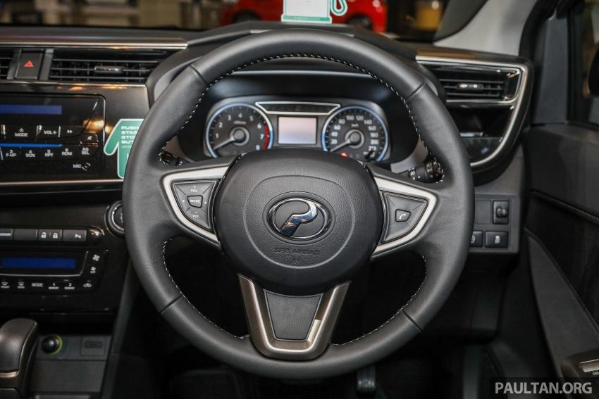 Perodua Myvi 2018 dilancarkan di Malaysia – model generasi baharu, 1.3L dan 1.5L, bermula RM44,300 Image #739874