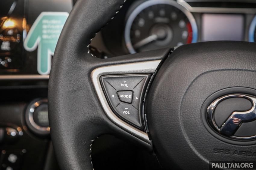 Perodua Myvi 2018 dilancarkan di Malaysia – model generasi baharu, 1.3L dan 1.5L, bermula RM44,300 Image #739875