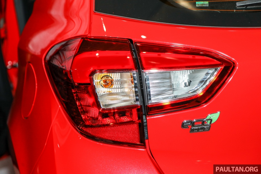 Perodua Myvi 2018 dilancarkan di Malaysia – model generasi baharu, 1.3L dan 1.5L, bermula RM44,300 Image #739389