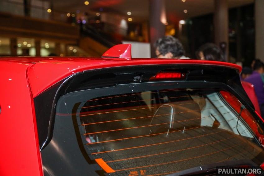 Perodua Myvi 2018 dilancarkan di Malaysia – model generasi baharu, 1.3L dan 1.5L, bermula RM44,300 Image #739393
