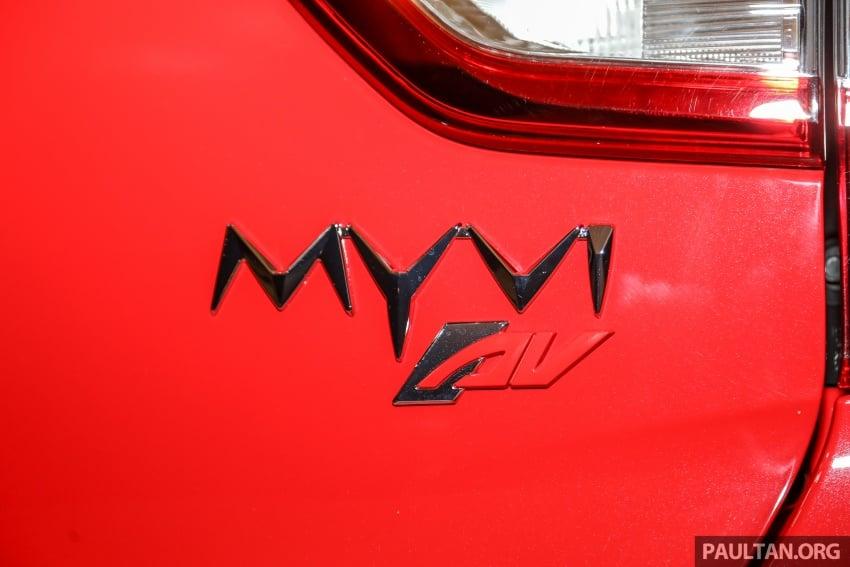 Perodua Myvi 2018 dilancarkan di Malaysia – model generasi baharu, 1.3L dan 1.5L, bermula RM44,300 Image #739395