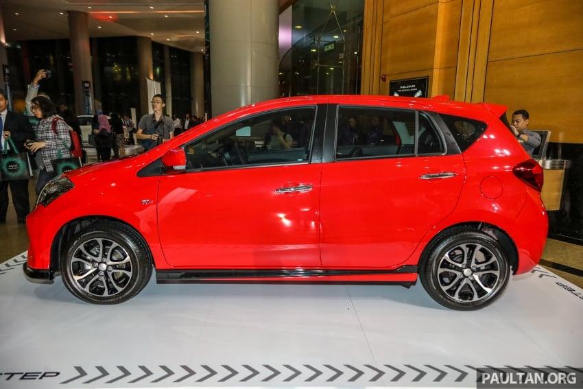 Perodua Myvi 2018 dilancarkan di Malaysia – model generasi baharu, 1.3L dan 1.5L, bermula RM44,300 Image #739373