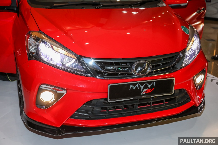 2018 Perodua Myvi officially launched in Malaysia – now with full details and pics, priced from RM44,300 Image #739617
