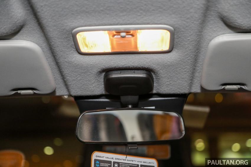 Perodua Myvi 2018 dilancarkan di Malaysia – model generasi baharu, 1.3L dan 1.5L, bermula RM44,300 Image #739406